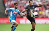 Highlights: Liverpool 0-3 Napoli (Giao hữu)
