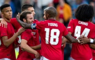 Highlights: Kristiansund BK 0-1 Manchester United (Giao hữu)