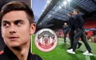 Dybala: Giấc mơ với Man Utd đã thành sự thật
