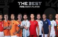 Thấy gì từ danh sách rút gọn Top 10 The Best 2019 của FIFA?