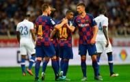 Chi 36 triệu, Everton quyết giật 'siêu tiền vệ' Barca với M.U