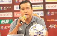Bỏ ngoài tai 2 trận thua, HLV trưởng B.Bình Dương tự tin trước trận đấu với Hà Nội FC