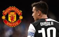 Không Dybala, Man United vẫn có thể trao đổi những ngôi sao khác của Juve