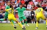 Highlights: Salzburg 0-1 Real Madrid (Giao hữu)