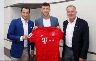 Bỏ lỡ hàng loạt mục tiêu, sau cùng Bayern cũng đã có phương án 'thứ N' thay Robbery