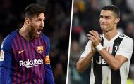 Ronaldo lên tiếng so sánh bản thân với kỳ phùng địch thủ số một