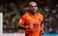 Wesley Sneijder giã từ bóng đá: Tạm biệt 'số 10' cổ điển cuối cùng