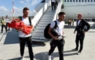 Liverpool có mặt tại Thổ Nhĩ Kỳ, quyết tâm giành Siêu cúp châu Âu