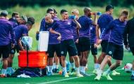 Mourinho đã đúng! Choáng với dàn 'tinh binh' của Man City trên sân tập
