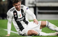 Ngôi sao số 1 của Juventus chấn thương trước thềm trận giao hữu nội bộ