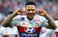 Memphis Depay ghi 2 bàn thắng + 2 kiến tạo đẳng cấp cho Lyon