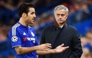 Fabregas nói lời thật lòng về nước mắt chua chát của Mourinho