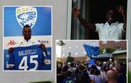 Balotelli trở về Brescia: Hãy để tình yêu và đẳng cấp lên tiếng