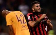 Cựu sao trẻ AC Milan chỉ trích CLB cũ 'sính ngoại'