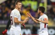 SỐC! Edin Dzeko tiết lộ chuyện khó tin về đội trưởng Florenzi
