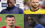 9 ngôi sao Big Six Premier League sắp chia tay nước Anh
