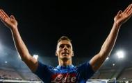 """Bế tắc với sao 80 triệu euro, Napoli chốt tương lai """"người thừa kế"""" Lewandowski"""