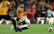 Giggs chỉ ra 1 cầu thủ Man Utd cần được trọng tài bảo vệ