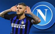 Huyền thoại Napoli dành lời khó nghe cho Icardi