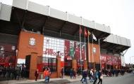 Liverpool cho dừng hết mọi dự án vì Anfield