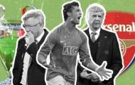 Ronaldo: 'Tôi sắp gia nhập Arsenal thì Man Utd...'