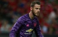 Tiết lộ lí do De Gea chưa chịu gia hạn hợp đồng với Man Utd