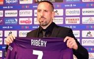 """Franck Ribery: """"Tôi không ở đây để trở thành đối thủ của Ronaldo"""""""