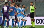 """2 điều rút ra sau trận Fiorentina 3-4 Napoli: Cơ hội nào cho """"bom tấn"""" 42 triệu euro?"""