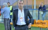 Chủ tịch Lecce phát biểu 'cứng' trước màn đối đầu Inter Milan