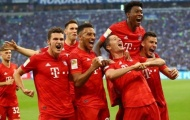 Các tân binh nhả đạn, Bayern thắng trận giao hữu với tỉ số 13-1