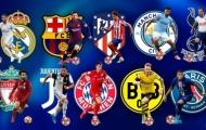Vòng bảng Champions League: Bảng đấu tử thần và khởi đầu thuận lợi của các đại diện Premier League
