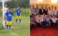 Đội bóng châu Âu bỏ thi đấu để đi đám cưới đồng nghiệp