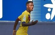 Thần đồng 16 tuổi của Barca nổ súng, vượt qua kỷ lục của Bojan, Messi