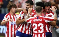 Đả bại Eibar, Atletico vươn mình dẫn đầu BXH La Liga 2019/20