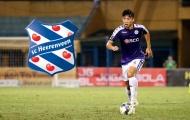Đã rõ mức lương của Đoàn Văn Hậu ở SC Heerenveen
