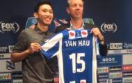 XONG! Đoàn Văn Hậu chính thức gia nhập SC Heerenveen, khoác áo số 15