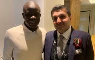 N'Golo Kante tiếp tục chứng minh mình là cầu thủ thân thiện nhất thế giới
