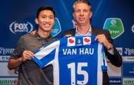 Đầu quân cho SC Heerenveen, Văn Hậu trở thành cầu thủ đắt giá thứ 3 Việt Nam
