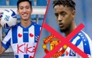 SỐC: SC Heerenveen loại sao trẻ Man Utd, dọn đường đón Văn Hậu