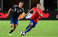 Messi vắng mặt, Sanchez mất tích, Argentina hòa nhạt Chile