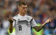 Toni Kroos tiết lộ thời điểm 'hoàn hảo' giã từ ĐT Đức