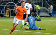 Depay chói sáng, Hà Lan 'hủy diệt' Đức với thế trận tấn công rực lửa