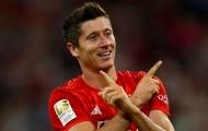 Lewandowski lý giải cho hành động ăn mừng quen thuộc sau khi ghi bàn