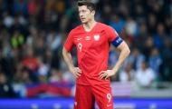 Lewandowski vô hình, đội nhà thua sốc ở vòng loại EURO