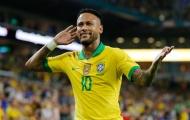 Tái xuất hoành tráng, Neymar vẫn không thể giúp Brazil có chiến thắng