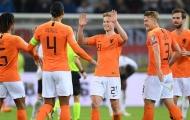 Trả cả 'vốn lẫn lời', Koeman nói 1 điều sau màn 'đại náo' trên sân tuyển Đức