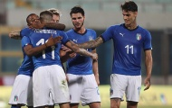 U21 Ý có chiến thắng đầu tiên dưới triều đại HLV mới