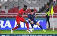 Cầu thủ suýt hạ Việt Nam tỏa sáng, ĐT Thái Lan 'đè bẹp' Indonesia
