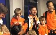 CĐV Hà Lan: 'Làm vậy với Van Dijk, cô bé này sẽ lớn lên trong tiếc nuối'