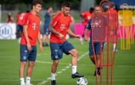 'Tất nhiên điều đó tốt và tạo điều kiện cho tôi hòa nhập tại Bayern'